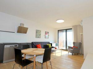 HERRYS - Na prenájom úplne nový 2 izbový byt s výhľadom  v projekte Gansberg na Kolibe