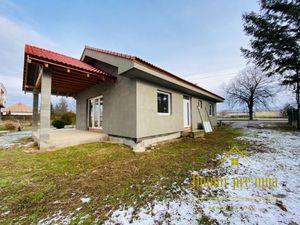 Novostavba bungalov - Ludanice