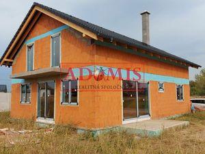 ADOMIS - Predám 5-izbová nadštandardná NOVOSTAVBA, Čaňa, jazero TAJVAN, iba 13km od mosta VSS, 2-pod