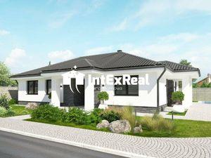 Exkluzívne bývanie v novostavbe 4 izbového domu , pozemok 688 m2