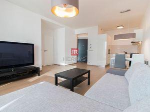 HERRYS, Prenájom pekného 2 izbového bytu, novostavba Panorama City