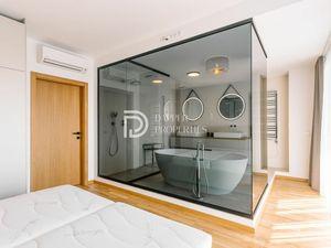 Na prenájom výnimočný 2 izbový byt s terasou s panoramatickým výhľadom na mesto