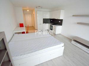 Pekný 1i byt, NOVOSTAVBA, LOGGIA, PARKING, STARÝ HÁJ, Petržalka