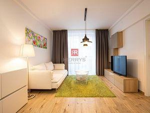 HERRYS - Na prenájom moderný 2 izbový byt v novostavbe Pari pri Dulovom Námestí