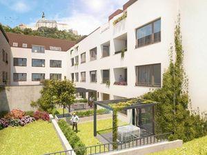 Pod hradom –  nové byty v centre Nitry