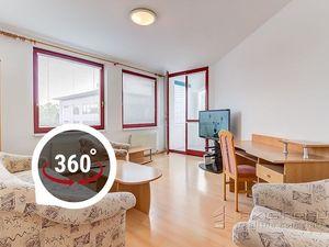 AXIS REAL:: 2-izb. byt, garážové státie, BA III. Nové Mesto, Junácka