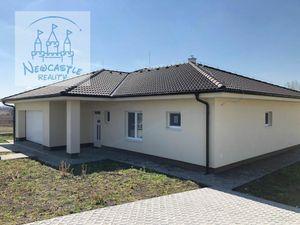 NA PREDAJ Krásny bungalov v Nových Zámkoch