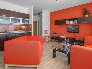 HERRYS - Na prenájom útulný 2izbový byt s loggiou, klimatizáciou a garážovým státím v novostavbe