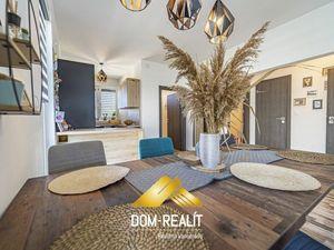 DOM-REALÍT ponúka 3 izbový dom v Miloslavove