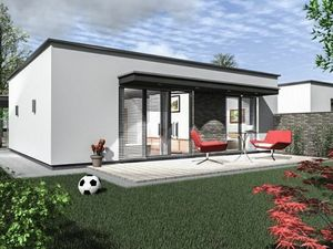 NEO- moderný rodinný dom v novej časti v obci Častá