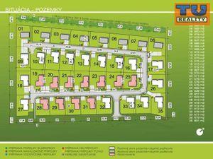 REZERVOVANÉ! Holodom v novovybudovanej lokalite Jazerné pole v Skalici! 580 m2