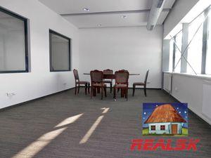 Nadštandardné kancelárie v Nitre na prenájom