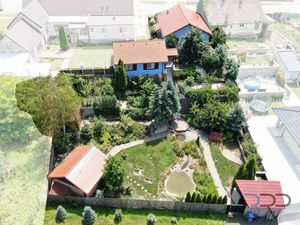 Na predaj rodinný dom v Moravskom Svätom Jáne (SE)