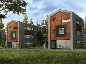 Nové chalet apartmány (A2) na Liptove, Hrabovo