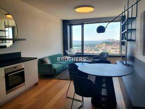 SKY PARK – Dizajnový, moderný, neobývaný 2i byt, 56m2, 23.p.