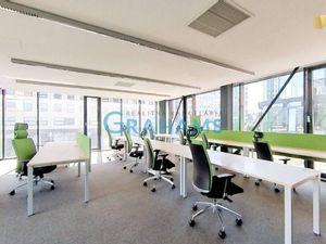 3D prehliadka, kancelársky priestor 200 m2, Košická, Nivy
