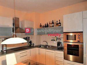 Predaj zariadeného klimatizovaného 2izbového bytu s garážovým státim Bratislava - Petržalka - 3D VIZ