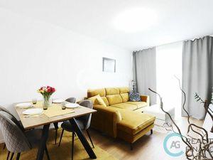 AG REALITY I Na predaj luxusný 2-izbový byt s veľkou terasou vo Villadome v Green Village - Dunajská