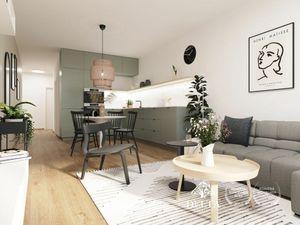DELTA | NUPPU - 3 izbový byt v novostavbe, Hraničná ul., Ružinov, 80 m2