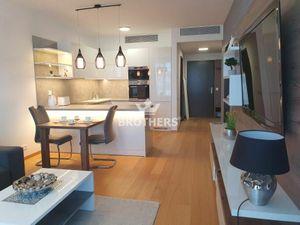 SKY PARK – Neobývaný, nový 2i byt, 55m2, 3.p, klimatizovaný