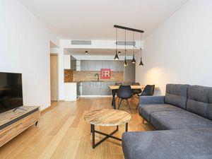 HERRYS, Na prenájom moderný a prave dokončený  2 izbový byt s garážovým státím v jedinečnom projekte