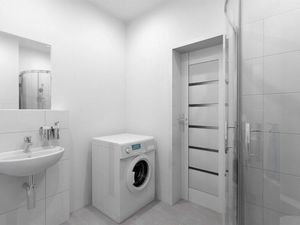 NOVOSTAVBA - KASÁRNE BREZNO - 1-izbový byt E1.4