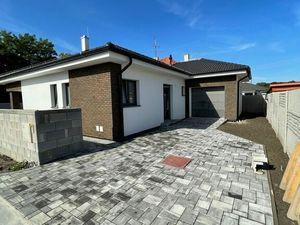 Krásny novopostavený dom v obci Vrakúň