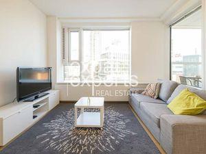 Slnečný 1i byt, 38 m2, zariadený, s lodžiou, Panorama City