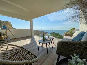 Apartmány s výhľadom na more, Nin, Chorvátsko