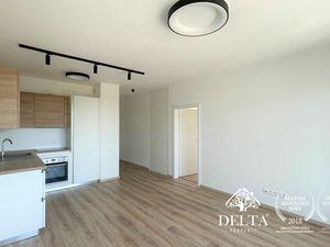DELTA | 2 izbový byt v novostavbe NUPPU, Hraničná, Ružinov, 50 m2