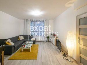 Svetlý, priestranný 2i byt, 50m, lodžia, City Park