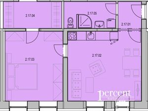 2,5 izbový byt Bátorove Kosihy
