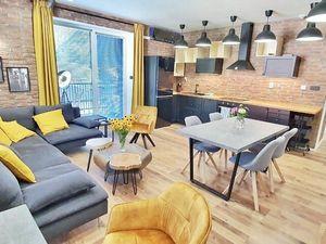 Exkluzívne na prenájom nadštandardne zariadený 3-izbový byt v Uľanke