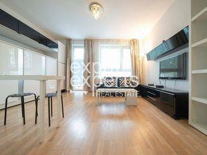 Moderný 1i byt, 43 m2, zariadený s lodžiou