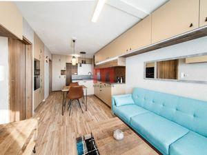 Na prenájom exkluzívny 2 izbový byt s parkovacím miestom a nádherným výhľadom v projekte Nová Matado