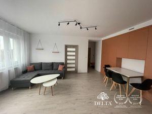 DELTA   Úplne nový 2 izb.byt s balkónom v projekte Sputnik, Ružinov, Sputniková, 55 m2