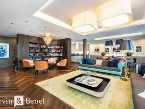 Arvin & Benet | Nadštandardný veľkometrážny a kvalitný 3i byt pri hrade s výhľadom na Slavín