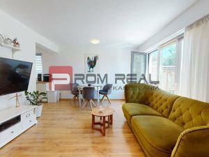 3 izbový byt s veľkým pozemkom vo Viladome v Sl. Grobe časť Malý Raj