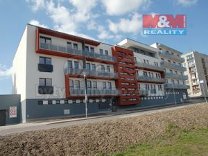 Pronájem bytu 1+kk, 48 m², Jičín, ul. Pod Koželuhy
