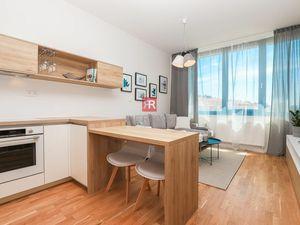 HERRYS - Na prenájom úplne nový moderný 2 izbový byt s garážovým státím a pivnicou v novostavbe PROX