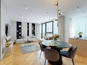 Moderný 3-izbový byt v River Parku s parkovaním a pivnicou