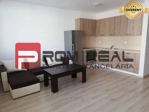 Na PRENÁJOM 2 izbový byt v novostavbe v Slovenskom Grobe