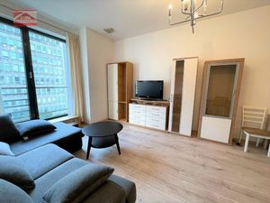 Ponúkame na prenájom 2-izbový byt s parkovacím státím ul. Nám. slobody, novostavba Five star residen