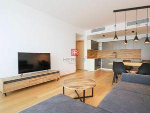 HERRYS - Na prenájom moderný a prave dokončený 2 izbový byt s garážovým státím v jedinečnom projekte