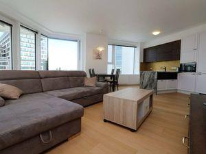 PRENÁJOM - Priestranný 3izbový byt v Panorama city na 8.poschodí, BA