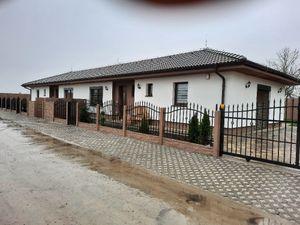 Rezervované! Posledný voľný  4 izb.byt Bungalow 80m2, pozemok 320m2 za 199.000,- Eur !