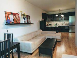 Zariadený, klimatizovaný 3 izbový byt v tichom prostredí