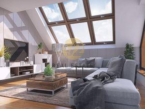 Lukratívny 4 izb. mezonetový byt Nitra – Jelenecká