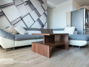 TULIPÁNOVÁ, 3-i byt, 94 m2 -novostaba 2014, KOMLETNE ZARIADENÝ, 2x loggia, PARKOVANIE V CENE