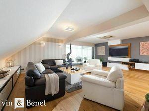 Arvin & Benet | Priestranný 5i byt so saunou, ktorý bude vaša rodina milovať